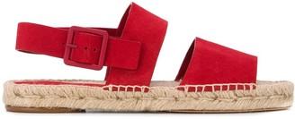 Paloma Barceló Flat Slingback Sandals