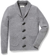 Original Penguin Soft Wool Blend Toggle Sweater
