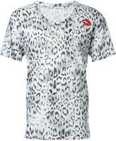 Dresscamp leopard print T-shirt