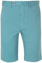 Hackett Amalfi Foam Blue Cotton Chino Shorts