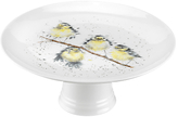 Royal Worcester Wrendale Birds Cake Stand, Dia.25cm