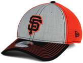 New Era San Francisco Giants Heathered Neo 39THIRTY Cap