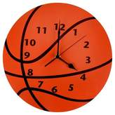 Trend Lab Basketball Wall Clock Orange