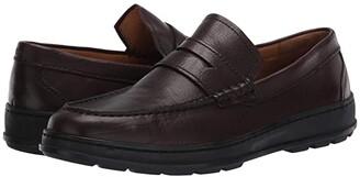 Cole Haan Hamlin Traveler Penny Loafer (Black) Men's Shoes