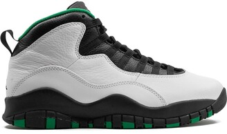 Jordan Air 10 Seattle Supersonics