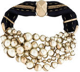 Christian Dior Mise en Plastron Choker Necklace
