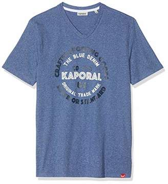 Kaporal Men's Golia T-Shirt, Blue M11 Frenme, M