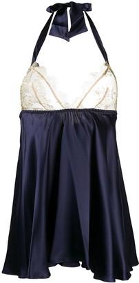 Gilda & Pearl Isadora Babydoll slip dress