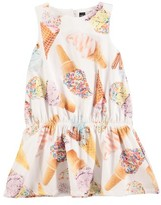 Molo Toddler Girl's Catalina Ice Cream Dress
