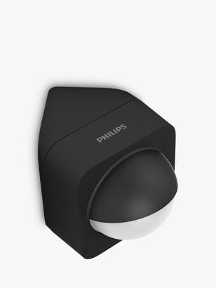 Philips Hue PIR Smart Outdoor Sensor, Black