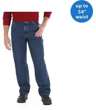 Wrangler Big Men's Carpenter Fit Jeans