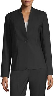 Elie Tahari Tori Seasonless Wool Jacket