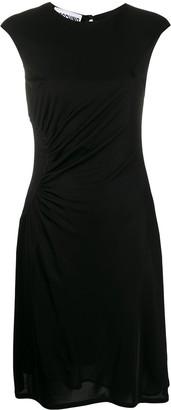 Moschino Scars shift dress