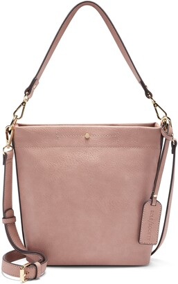 Sole Society Beryl Faux Leather Bucket Bag