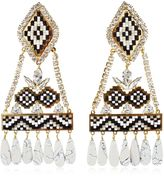 Shourouk Ramses Black Earrings