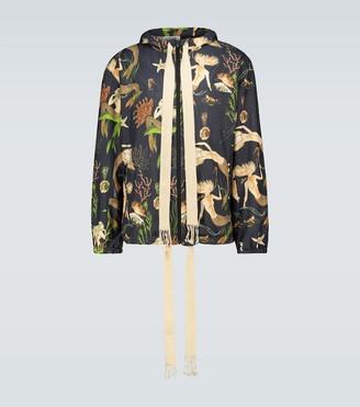 Loewe Paula's Ibiza Mermaid hooded jacket