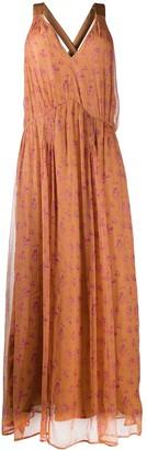 Mes Demoiselles Floral Print Dress