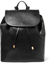 Iris and Ink Leather Backpack