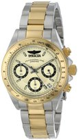 Invicta Women's 14932 Speedway Analog Display Japanese Quartz Two Tone Watch