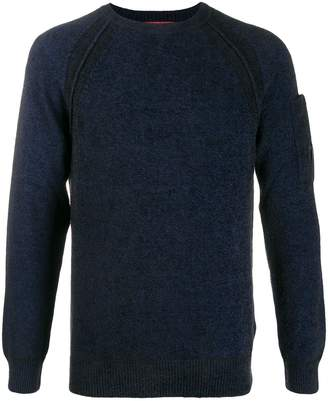 C.P. Company pocket sleeve jumper