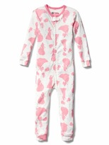 Gap babyGap | Disney Baby Sleeping Beauty sleep one-piece