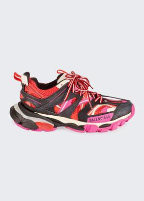 Balenciaga Track Colorblock Sneakers