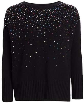St. John Confetti Cashmere Sweater