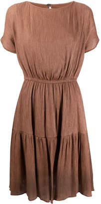 L'Autre Chose mid length tunic dress