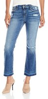 Joe's Jeans Women's Olivia Cropped Flare Jean in