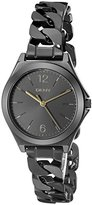 DKNY Women's NY2426 PARSONS Black Watch