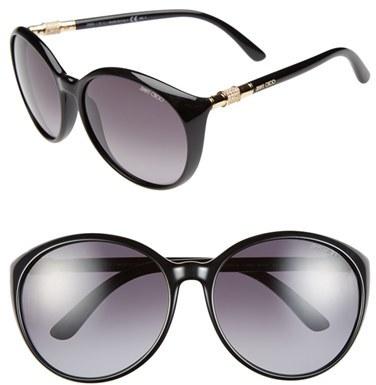 Jimmy Choo 'Marine' 59mm Sunglasses