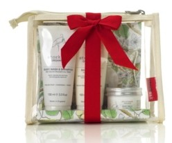 Storksak Organic Little Traveler Gift Set