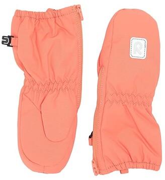 reima Mittens Woven Tassu (Infant) (Raspberry Pink) Ski Gloves