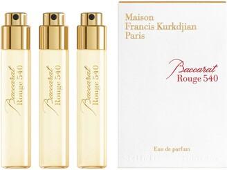 Baccarat Rouge 540 Eau de Parfum Refill Trio