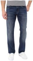 Mavi Jeans Matt Mid-Rise Relaxed Straight in Mid Indigo Cooper