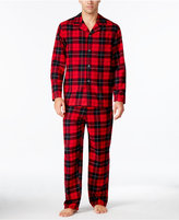 Club Room Men's Flannel Pajama Set, Only at Macy's