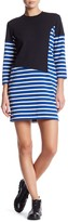 Marc by Marc Jacobs 3/4 Length Sleeve Shift Dress