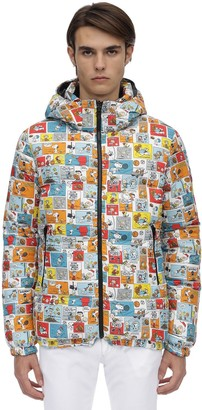 Lc23 Peanuts Reversible Down Jacket