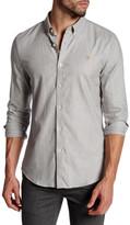 Farah Rosecroft Long Sleeve Slim Fit Shirt