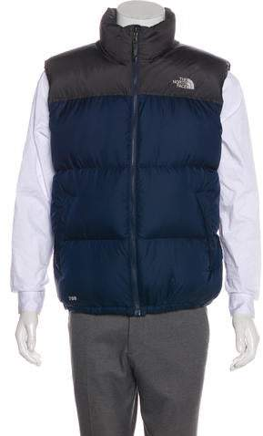 The North Face 700 Down Nuptse Vest