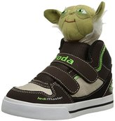 Skechers Star Wars Yoda Plush Double-Strap Sneaker (Toddler)