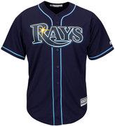 Majestic Men's Tampa Bay Rays Replica Jersey