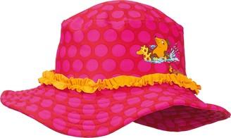 Playshoes DIE MAUS Girl's UV-Schutz Sonnenhut DIE MAUS Punkte Hat