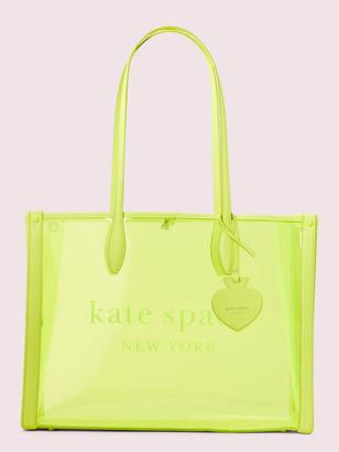 Kate Spade Market See-Through Large Tote