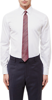 Jaeger Cotton Twill Slim Fit Shirt, White