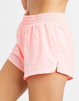 Puma Favorite shorts in pink