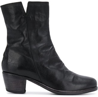 Fiorentini+Baker chunky mid-heel boots