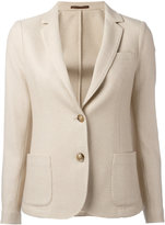 Eleventy two-button blazer - women - Cashmere/Silk - 40