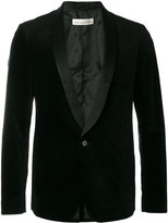 Golden Goose Deluxe Brand one-button dinner jacket