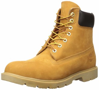 "Timberland Men's 6"" Basic Boot-Contrast Collar"